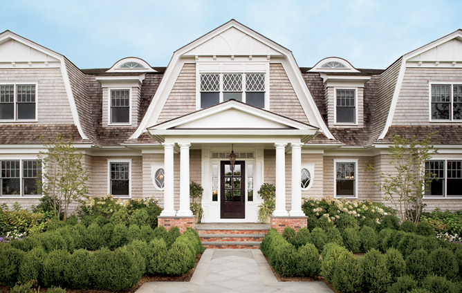 Home ideas shingle style home plans for Shingle style beach house plans