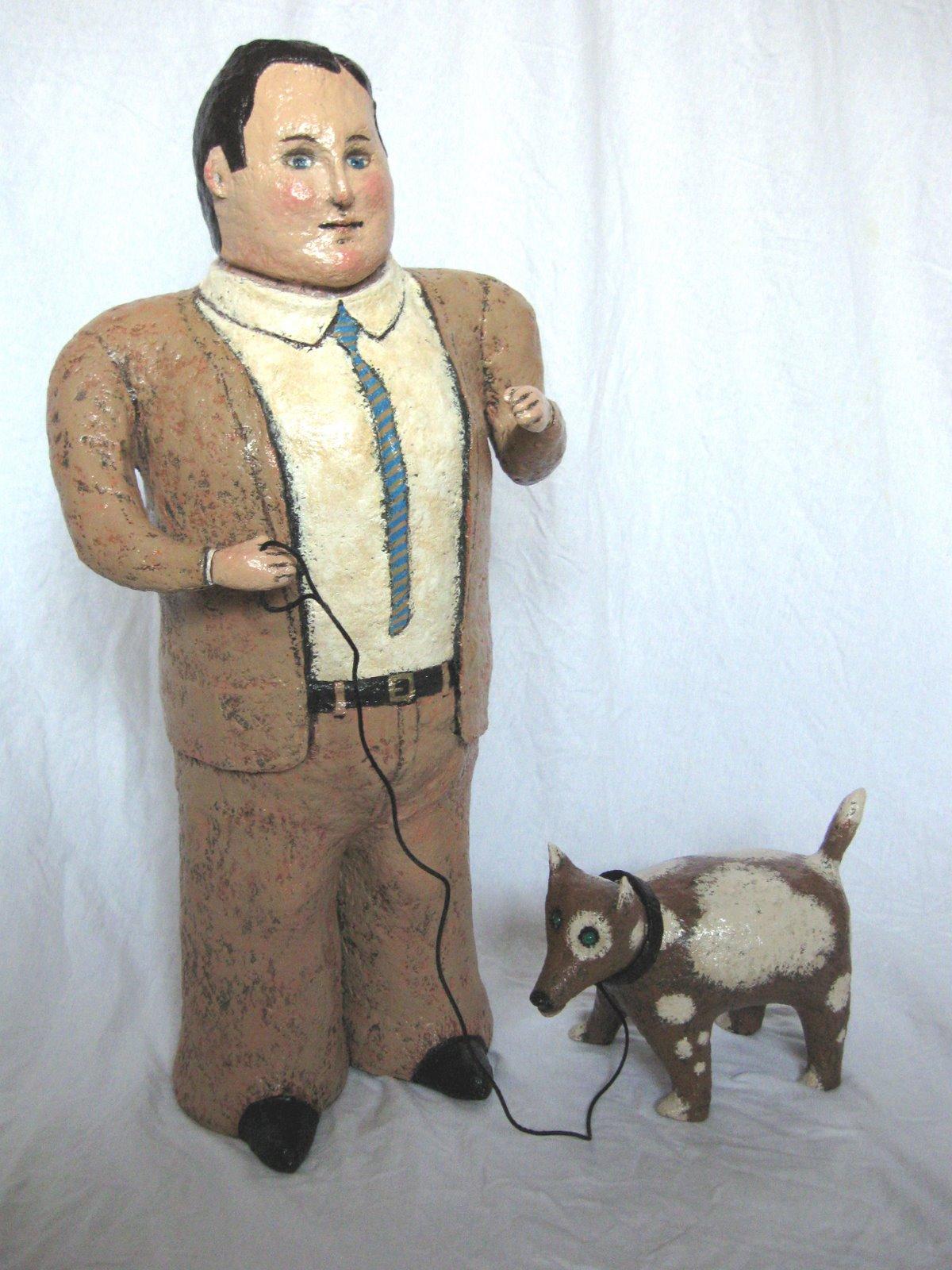 [Fat+man+withDog]
