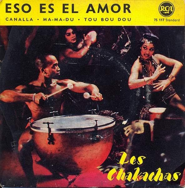 Chakachas Eso Es El Amor New Recording 77