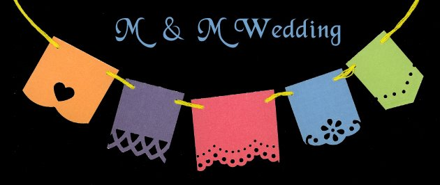 M and M Wedding