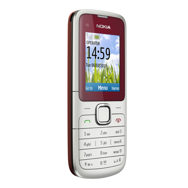 Nokia C1-01 mobile phone Review and Specification