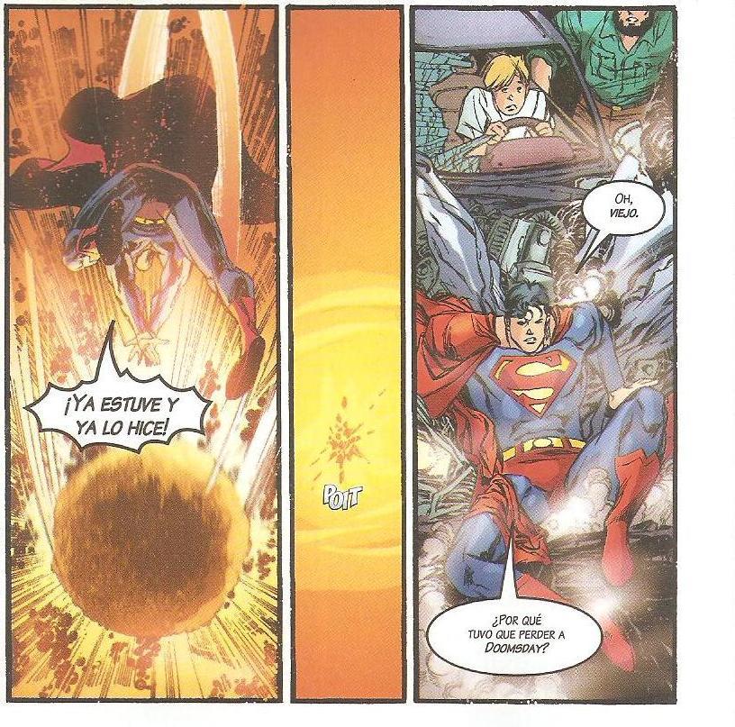 Los Archivos De Superman num.2, and. Planeta 2006