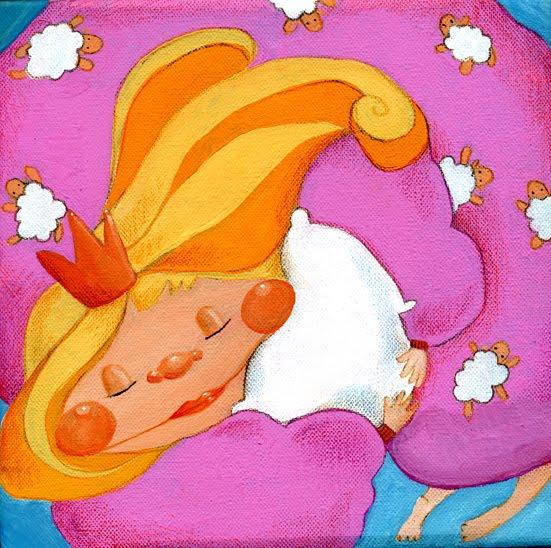 Princesas durmiendo - Imagui