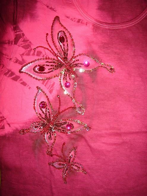 artesanato cor-de-rosa