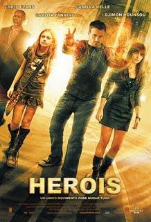 Heróis DVD
