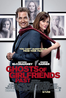 Ghosts of Girlfriends Past - DvDrip