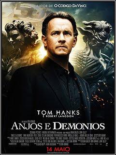 Anjos e Demônios - DVDRip DUBLADO
