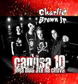 Charlie Brown Jr - Camisa 10