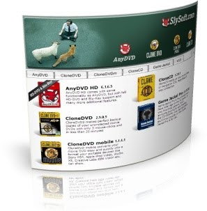 Slysoft Mega Pack - AnyDVD / CloneDVD / CloneDVD Mobile / CloneCD