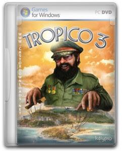 Tropico 3 + Crack + Serial (2009)