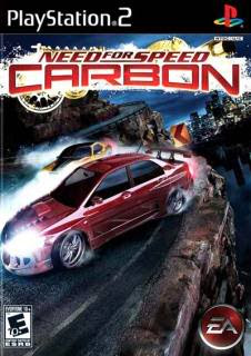 Need For Speed: Carbon NTSC/U - PS2