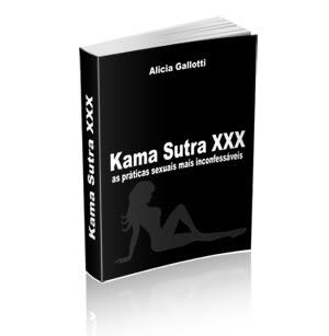 Livro Kama Sutra - As Práticas Sexuais Mais Inconfessáveis