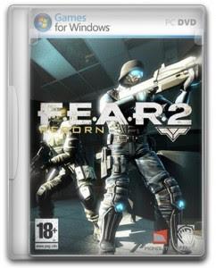 PC: F.E.A.R 2: Reborn + Crack 2009 (Expansão)