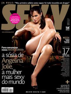 Sexy – Lucila Siclaco – Novembro 2009