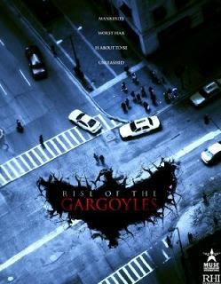 Rise Of The Gargoyles DVDRip Rmvb
