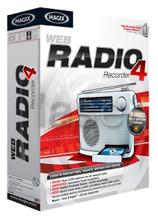 MAGIX Webradio Recorder v4.0.0.520 Full - 88 MB