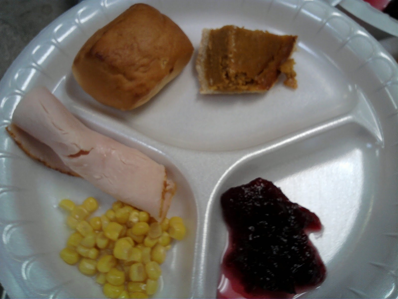Snack Match: School Thanksgiving Feast ~ My Angel's Allergies