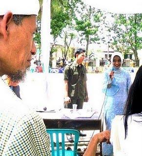 Orasi Sosekbud Marissa Haque dalam Membangun Kemuliaan