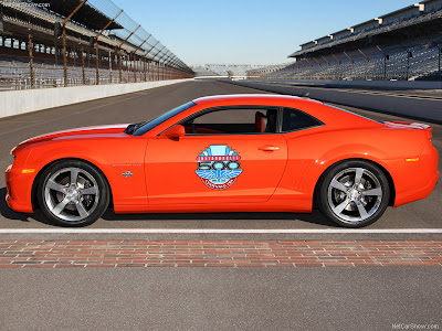 Chevrolet Camaro SS Indy 500 Pace Car 2010 new car picture