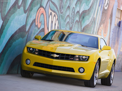 Chevrolet Camaro 2010 new car price