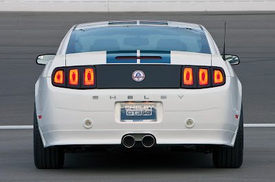 new auto Ford Mustang Shelby GT350 2011