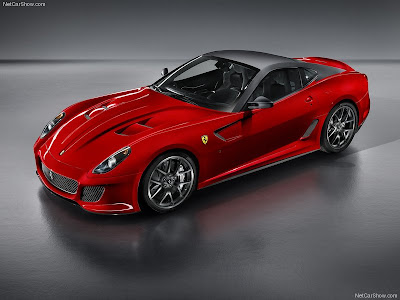 Ferrari 599 GTO 2011 new sport car