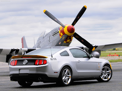 2010 Ford Mustang AV-X10 car gallery