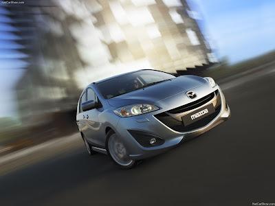 New car 2011 Mazda 5