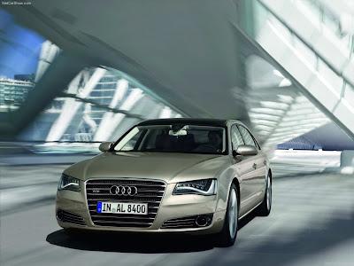Audi A8 L 2011 car image