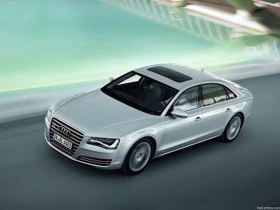 Audi A8 L 2011 new automobile