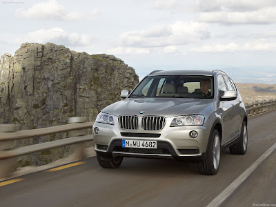 BMW X3 2011 new SUV car
