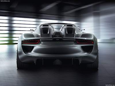 Porsche 918 Spyder Hybrid new car