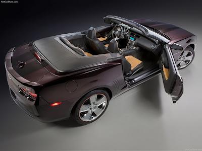 Chevrolet Camaro Neiman Marcus Convertible