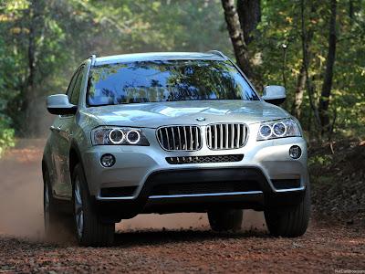 BMW X3 xDrive35i 2011 SUV