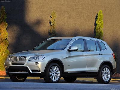 BMW X3 xDrive35i 2011 new SUV