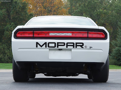 Dodge Challenger V10 Mopar Drag Pak 2011 picture hd