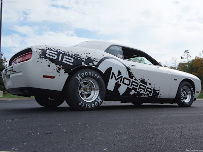 Dodge Challenger V10 Mopar Drag Pak 2011 muscle car picture