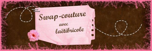 SWAP COUTURE LAETIBRICOLE !!!