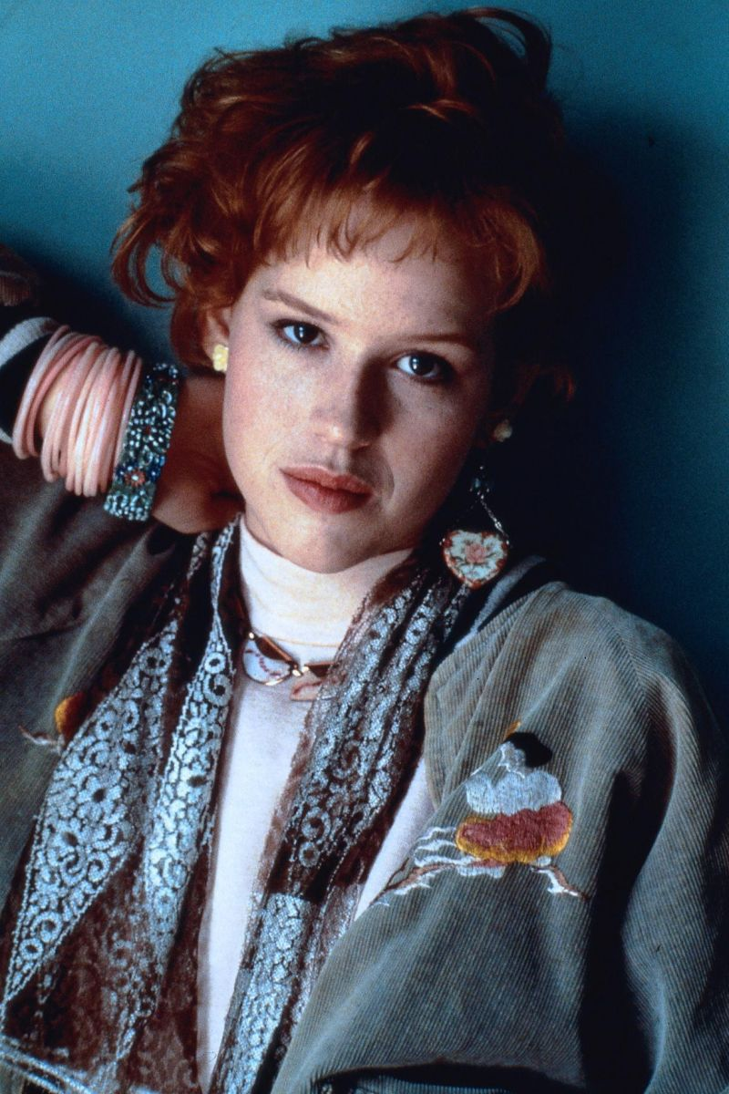 Molly Ringwald and the Holy Trinity of 80s teen movies photo 1