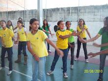Pout pourri de musicas folclóricas-20/08/2010