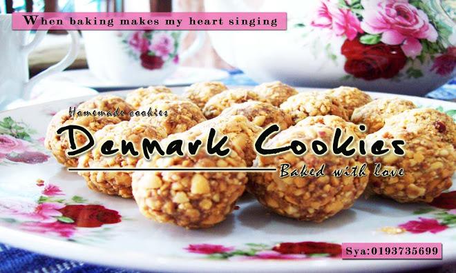 Denmark Cookies