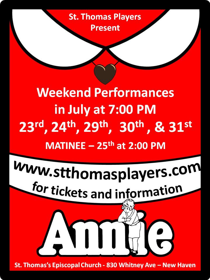 Annie jr logo vector strip little orphan annie