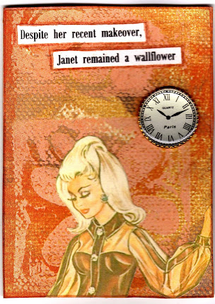 Wallflower ATC