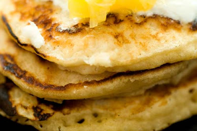 coconut pancakes