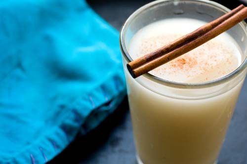 Horchata, a refreshing rice and almond beverage | Homesick Texan