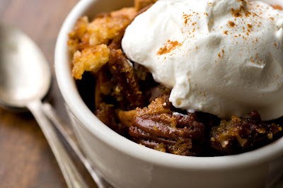 pecan cobbler