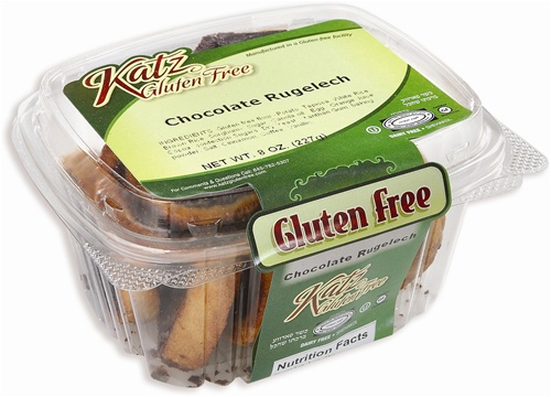 Gluten Free Beat ®: I LOVE KATZ'S!!!