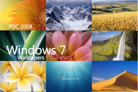 Hd Wallpaper For Windows 7. makeup EgFox Windows 7 touch