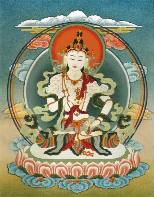 Buddha Vajrasattva