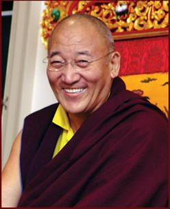 H.E. Choeje Ayang Rinpoche